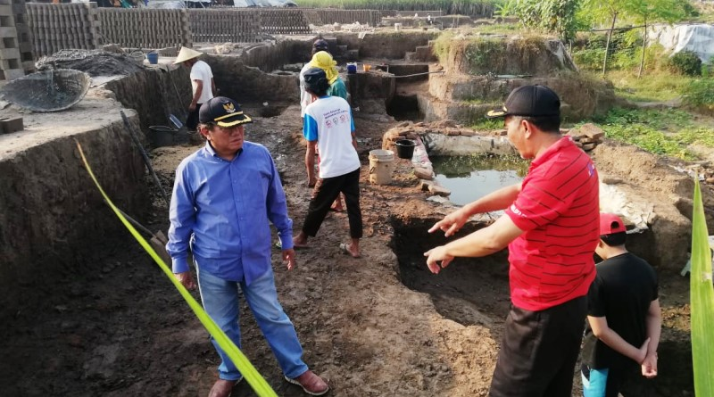 Balai Pelestarian Cagar Budaya Mengupayakan Ekskavasi Situs Kumitir
