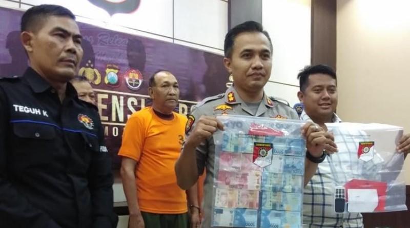 3 Orang Ditangkap Karena Judi Pilkades di Mojokerto