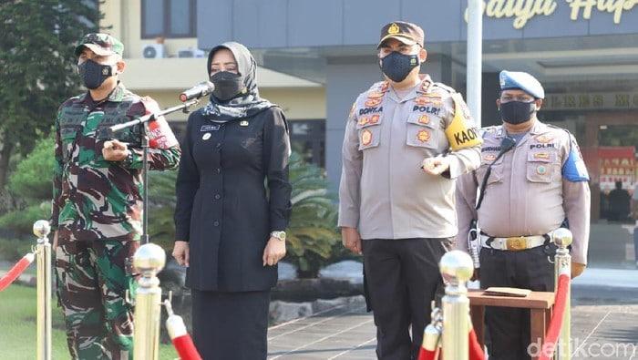 Pemudik Nakal Bakal Dicegat di 4 Titik Penyekatan di Mojokerto